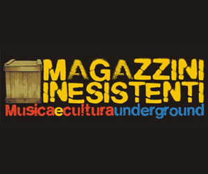 magazzini inesistenti, jolly roger records, heavy metal, hard rock