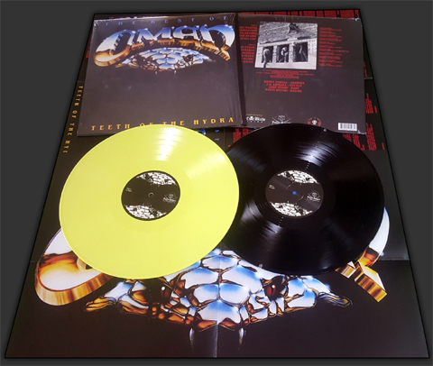 omen, teeth of the hydra, epic metal, blackbeard records, jolly roger records