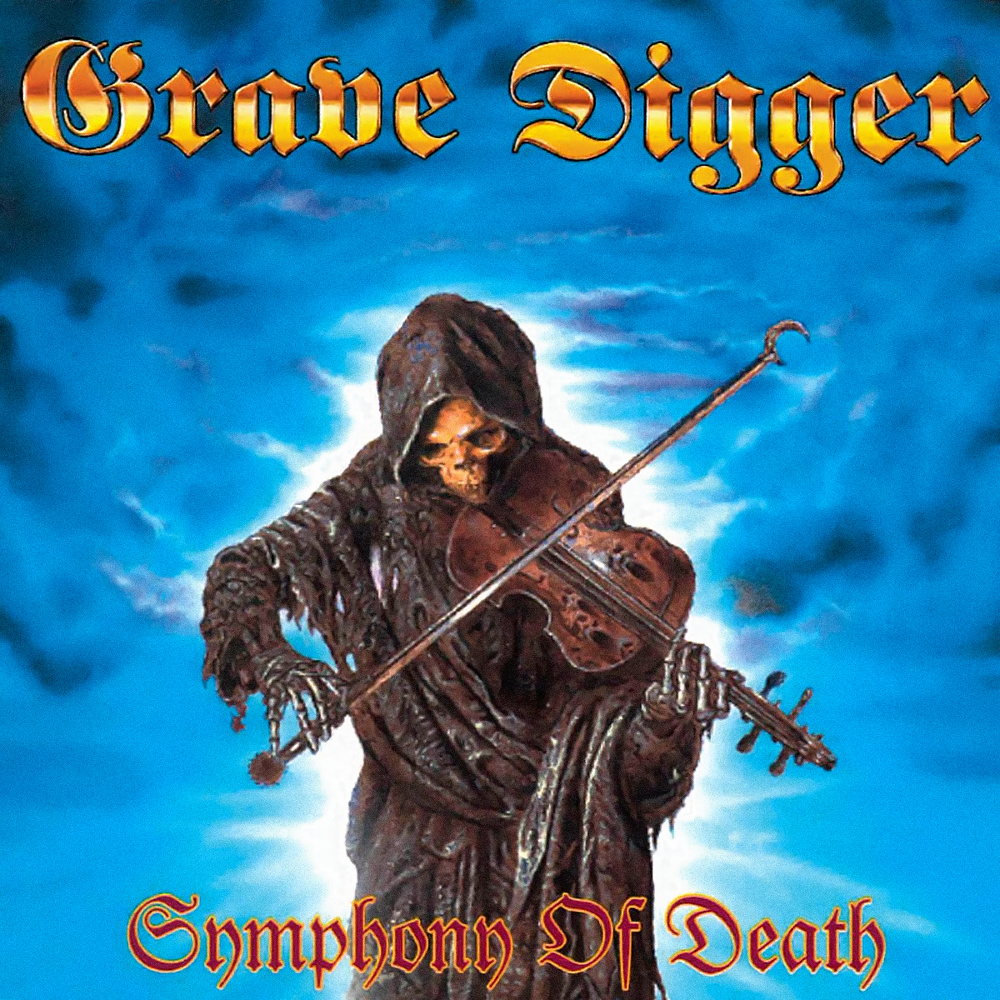 grave digger, true metal, grave digger symphony of death, blackbeard