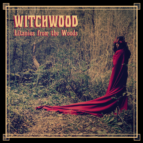 WITCHWOOD, LITANIES FROM THE WOODS, JOLLY ROGER RECORDS, URIAH HEEP